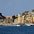 Panorama Of Portovenere by Carla Parris