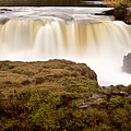 Panoramic Waterfall Manitoba by Mark Duffy