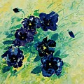 Pansies by Pol Ledent