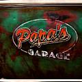 Papa's Garage by Adam Vance