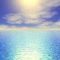 Paradise Sky by Elaine Greywalker