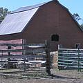 Paradise Valley Farm Montana by Janis Beauchamp