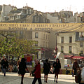 Paris Left Bank by Erik Falkensteen