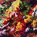 Parterre De Fleurs by Dominique Boutaud