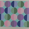 Pastel Cirles by Gay Dallek