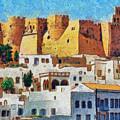 Patmos by George Rossidis