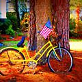 Patriotic Ride by Donna Bentley