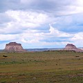 Pawnee Butte Colorado by Margaret Fortunato