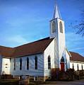Peace Church by Cricket Hackmann
