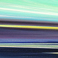 Peace Is Colorful - Panoramic 2 by Gina De Gorna