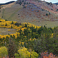 Peak To Peak Highway Boulder County Colorado Autumn View by James BO Insogna