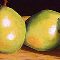 Pear Party by Susan A Becker