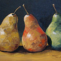 Pear Trio  by Torrie Smiley