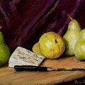 Pears And Cheese by Jack Skinner