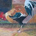 Pecking Around by Diane Larcheveque