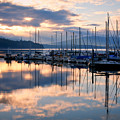 Pend Oreille Sailboats by Idaho Scenic Images Linda Lantzy