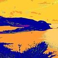 Peninsula Orange by Ian  MacDonald