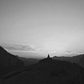 Petra Cairn by Arvind Garg