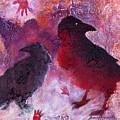 Petro Raven by Sandy Applegate