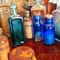 Pharmacist - Medicine Cabinet  by Mike Savad