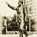 Philadelphia Mayor - Frank Rizzo by Bill Cannon
