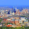 Philadelphia Skyline 3400 Civic Center Blvd by Duncan Pearson