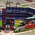 Phillies Citizens Bank Park Philadelphia by Duncan Pearson