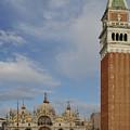 Piazza San Marco by Harold Piskiel