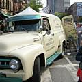 Pie Truck At The Food Festival by Bernadette Claffey