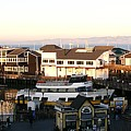 Pier 39 Panorama by Carol Groenen