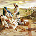 Pieta by Dorothy Riley