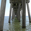 Underneath The Pier by Shannon Turek