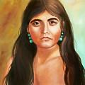 Pima Maiden by Joni McPherson