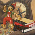 Pinocchio by Donelli  DiMaria