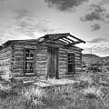 Pioneer Home - Nevada City Ghost Town by Daniel Hagerman