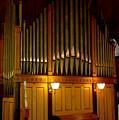 Pipe Organ by LeeAnn McLaneGoetz McLaneGoetzStudioLLCcom