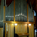 Pipe Organ Of Old by LeeAnn McLaneGoetz McLaneGoetzStudioLLCcom