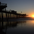 Pismo Beach Pier California 4 by Bob Christopher