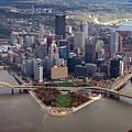 Pittsburgh 8 In Color  by Emmanuel Panagiotakis