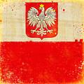 Poland Flag by Setsiri Silapasuwanchai