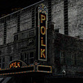 Polk Movie House by David Lee Thompson