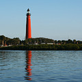 Ponce Inlet Lighthouse by Andrei Shliakhau