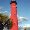 Ponce Inlet Lighthouse by Richard Nickson