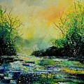 Pond 459060 by Pol Ledent