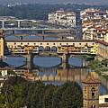 Ponte Vecchio - Florence by Joana Kruse