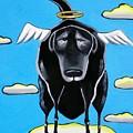 Poo Dog Goes To Heaven by Rhondda Saunders