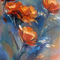 Poppies by Bin Feng
