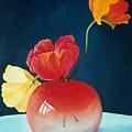 Poppies by Trisha Lambi