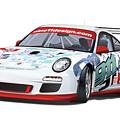 porsche 997 GT3 CUP by Alain Jamar