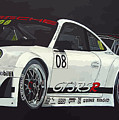 Porsche Gt3 Rsr by Richard Le Page